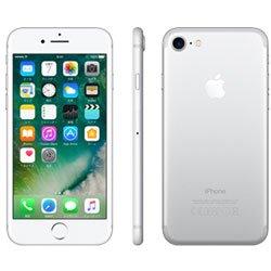 【SIMロック解除済】 Apple iPhone7 32GB シルバー docomo