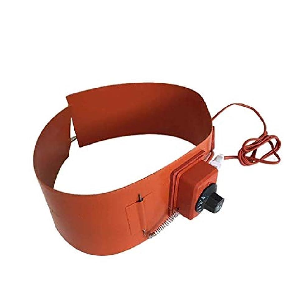 アルコール助けて苦しみドラム缶暖房ベルト、調節可能なサーモスタットの加熱やトラッキング付き9.8