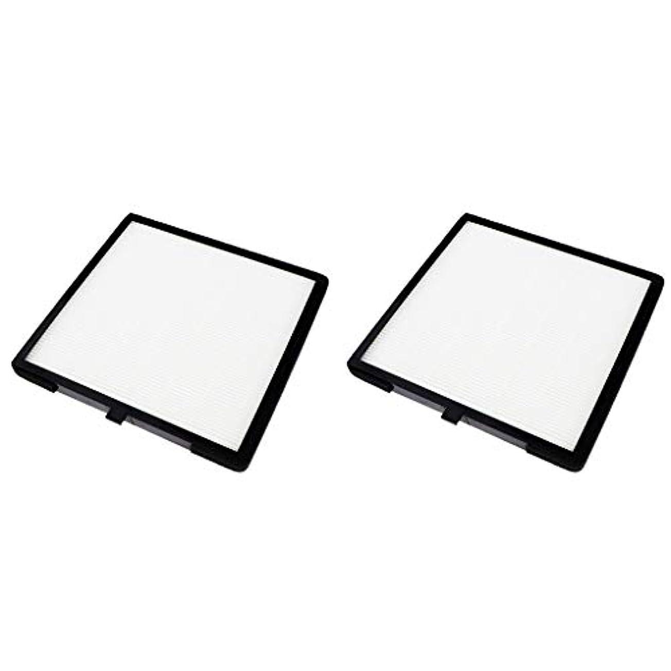 提案するデンマーク語一人で2個入り ネイルダスト 集塵機 ネイルダスト吸引 ダストコレクター40W交換用フィルター お手入れ簡単