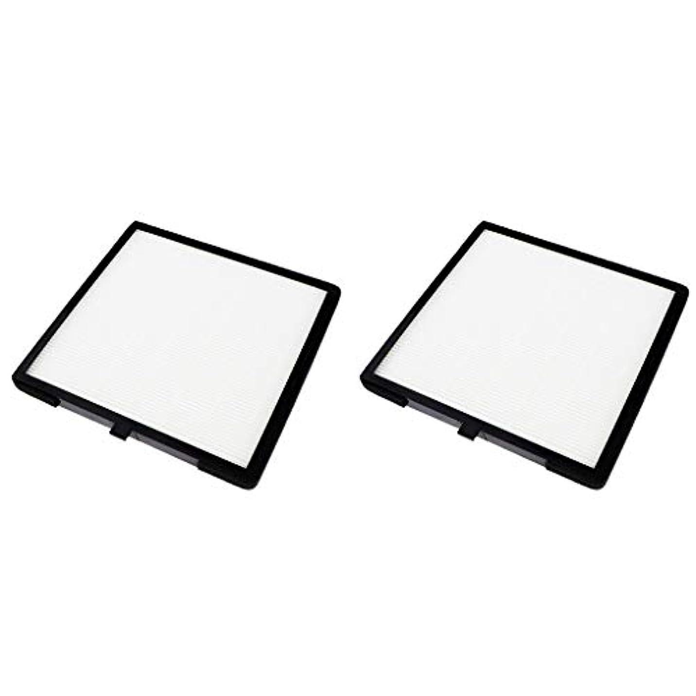 予算スロープリスク2個入り ネイルダスト 集塵機 ネイルダスト吸引 ダストコレクター40W交換用フィルター お手入れ簡単
