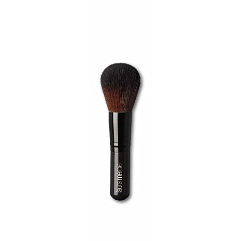 列車ダウン拾うLaura Mercier Severely Round Head Blending Synthetic Powder Brush
