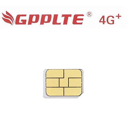 ICCID編集機能付】【全IOS対応】GPPLTE SIMロック解除SIM SoftBank/au
