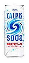 カルピスソーダ 490ml×24本