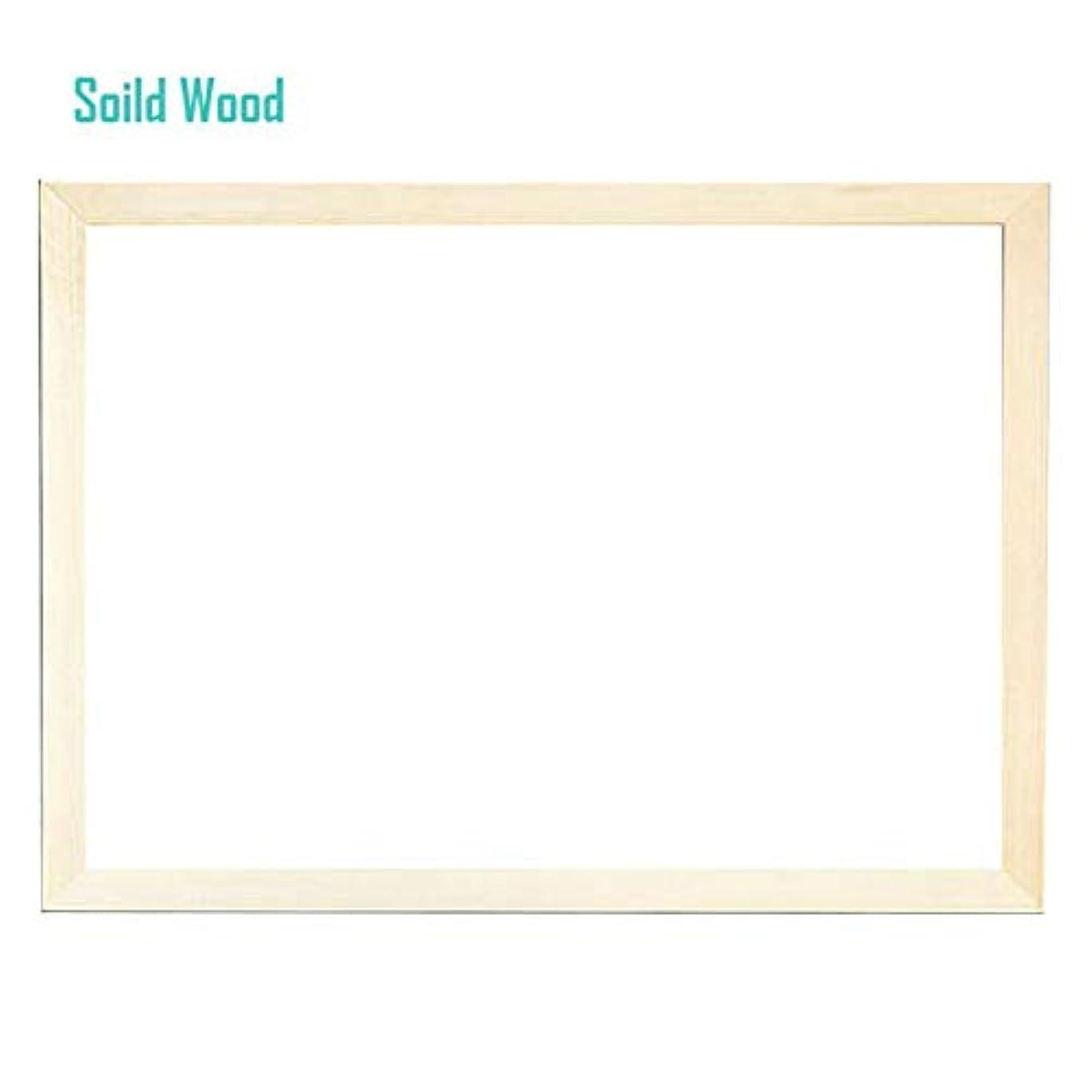悲惨町誇張大人&子供キッズテーマジグソーパズルセット用のフレームと520のジグソージグソーパズル おもちゃ (Color : Soild wood Frame)