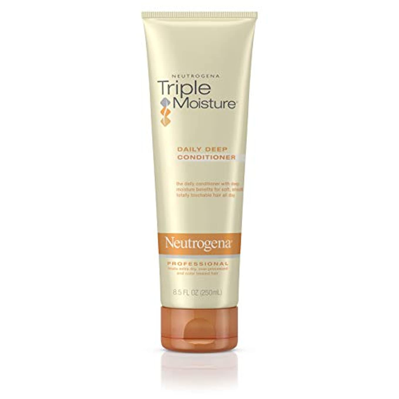 品ダーベビルのテス紫のNeutrogena Triple Moisture Daily Deep Conditioner 250 ml (並行輸入品)