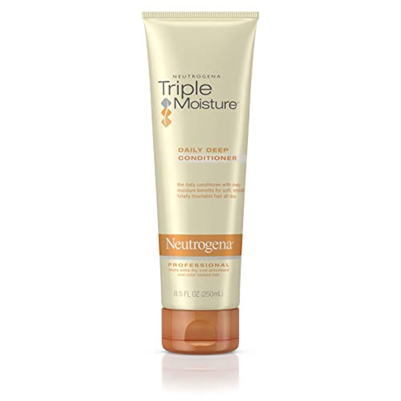 傾向前兆アンケートNeutrogena Triple Moisture Daily Deep Conditioner 250 ml (並行輸入品)