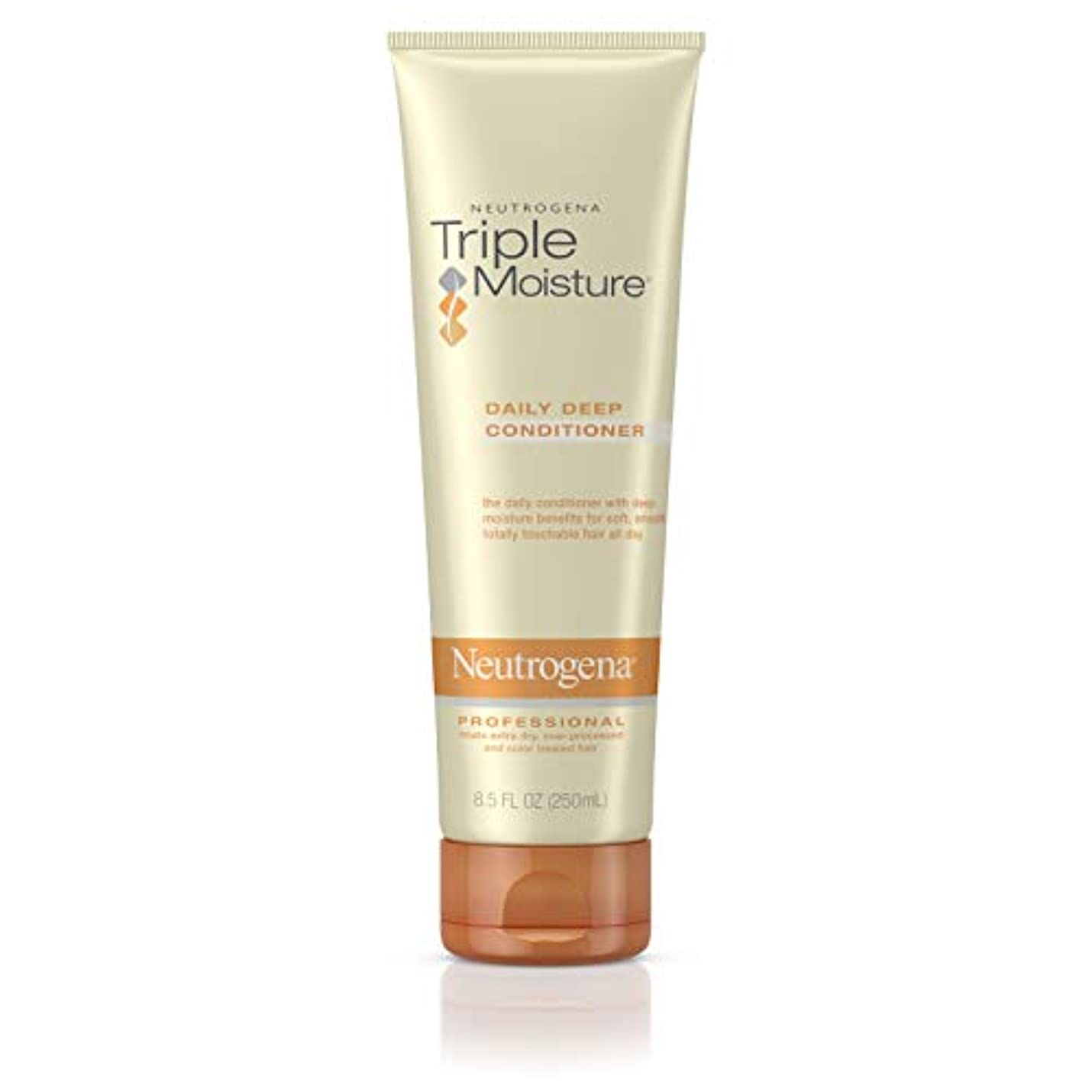 いくつかのメルボルン脱走Neutrogena Triple Moisture Daily Deep Conditioner 250 ml (並行輸入品)