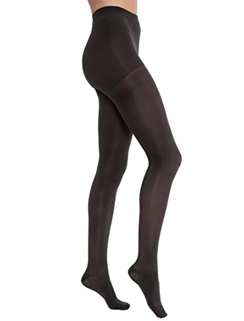 Jobst 115158 Opaque Pantyhose 20-30 mmHg Firm Support - Size & Color- Classic Black Large