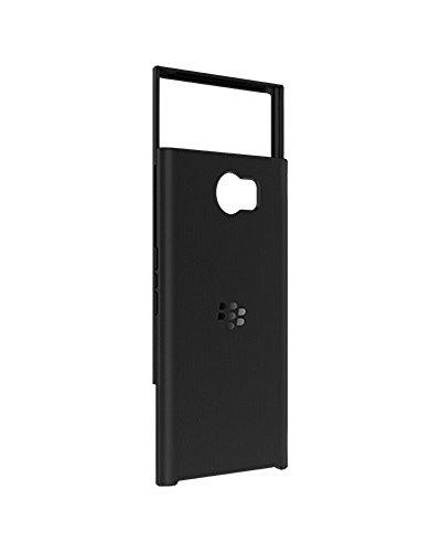 BlackBerry純正カバー Slide-Out Hard Shell BlackBerry PRIV ハードシェル ケース (ブラック) [並行輸入品]