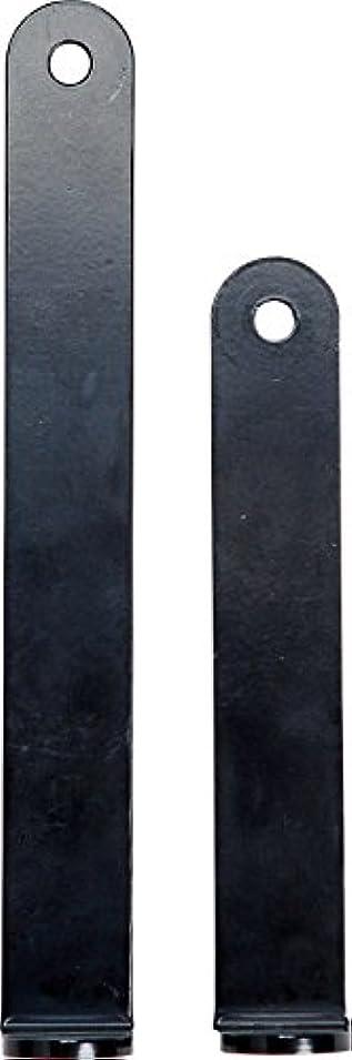 容器学習服を片付けるオーストリッチ(OSTRICH) エンドスタンド [110mm スタンド金具のみ] 補修部品