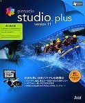 Pinnacle Studio plus version 11 乗り換え版