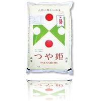 山形県産 白米 つや姫 10kg [5kg×2] 平成30年産 食味鑑定品