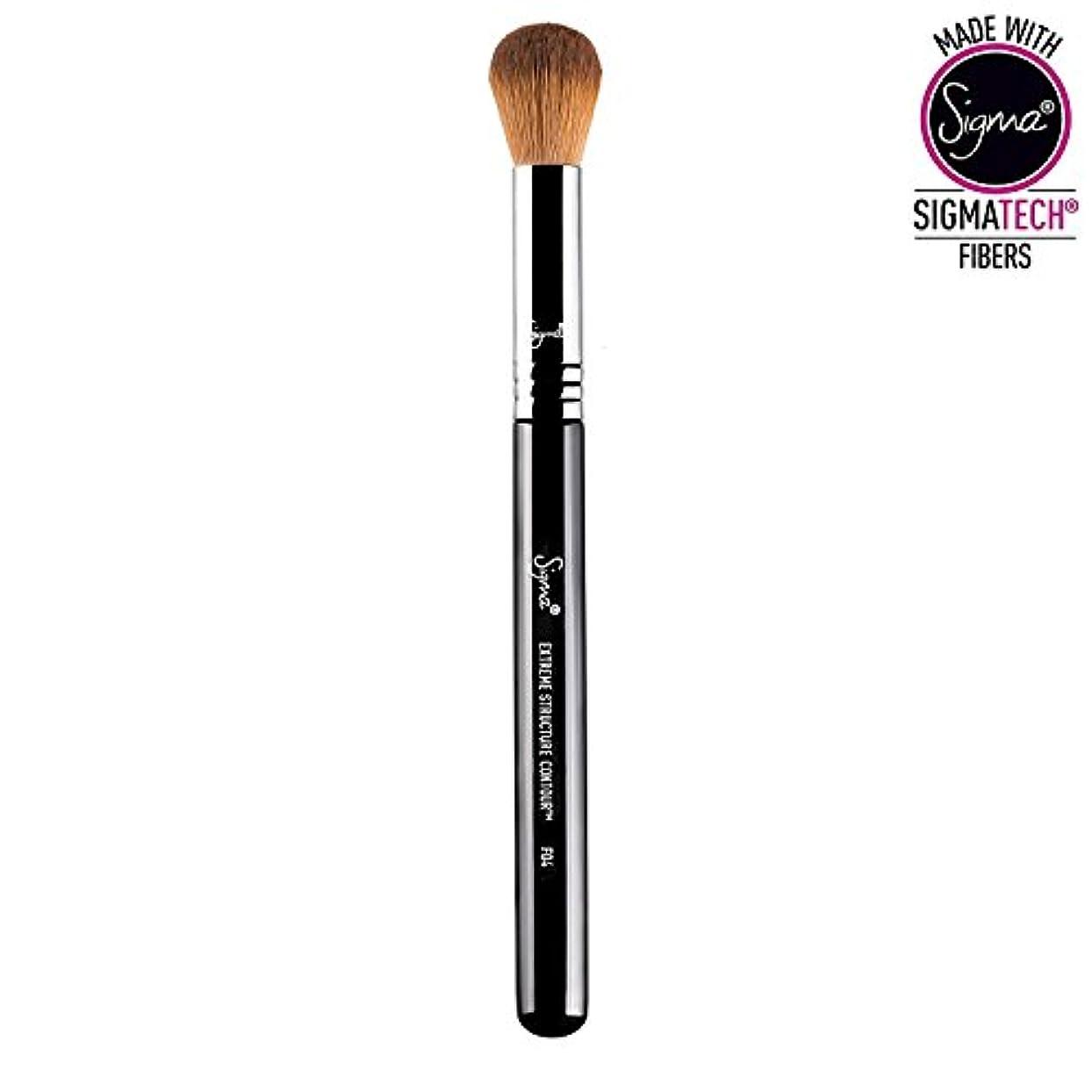 九月蒸気セクションSigma Beauty F04 Extreme Structure Contour Brush -並行輸入品