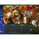Fate Stay Night Fate Zero Saber RinアーチャーライダーLargeマウスパッド60cmx35cmアニメデスクパッドテーブルPlay Mat