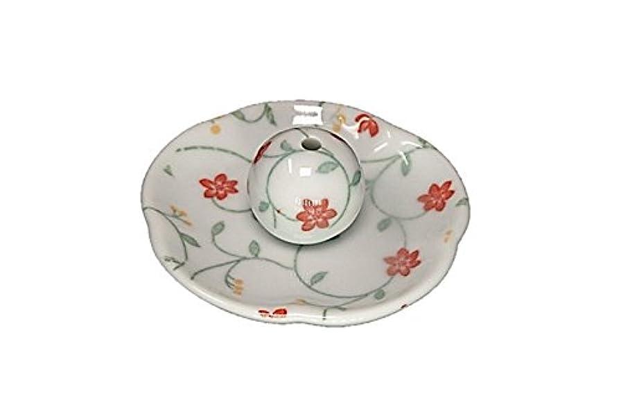 簡潔な患者できる玉手箱 花形香皿 お香立て 日本製 製造 直売品