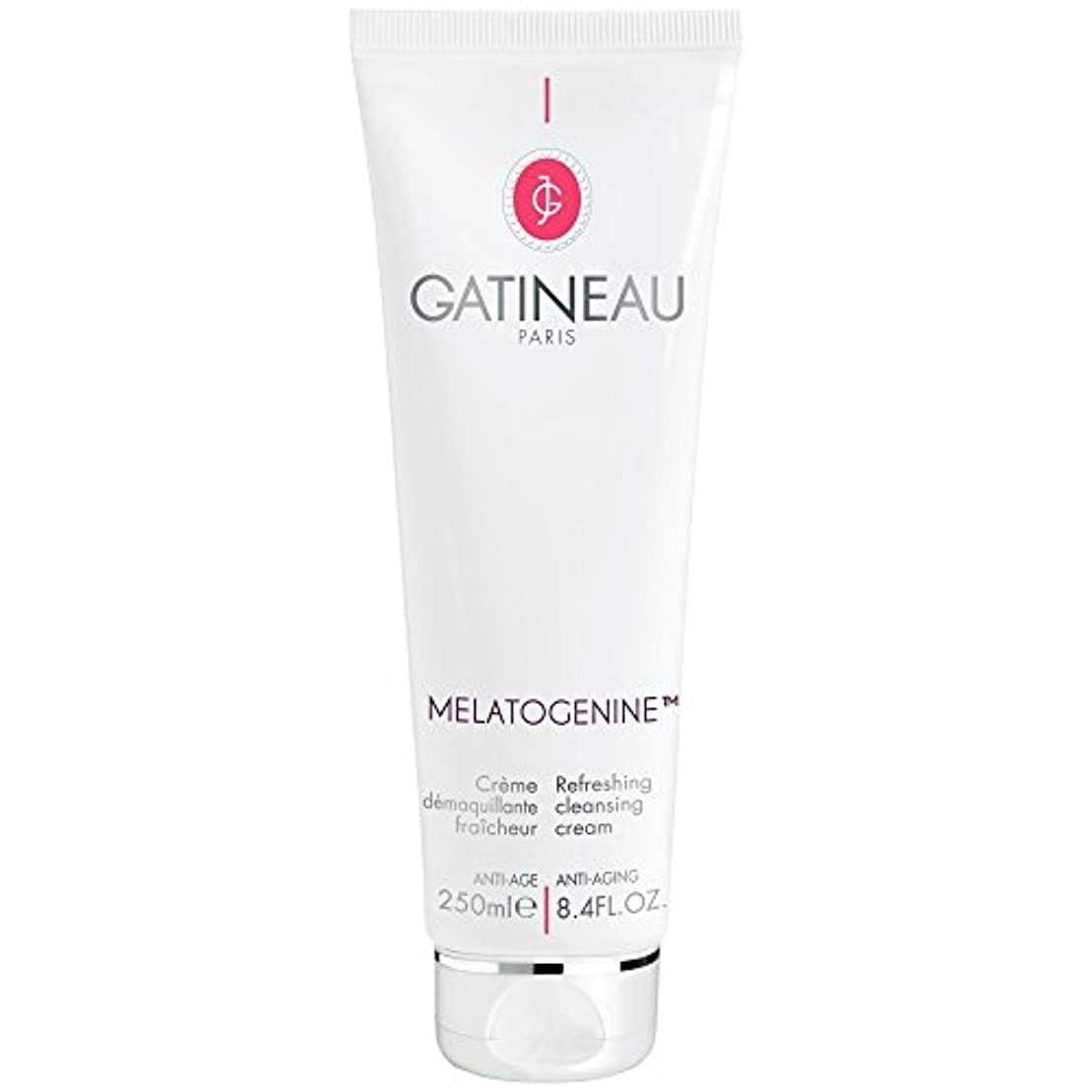 花火開示する裁判官ガティノーMelatogenine?さわやかなクレンジングクリーム、250ミリリットル (Gatineau) - Gatineau Melatogenine? Refreshing Cleansing Cream, 250ml...
