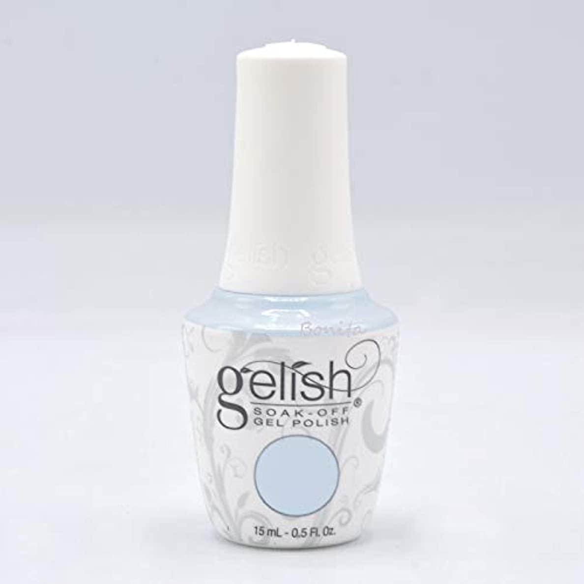 練る物理的に首尾一貫したHarmony Gelish - Forever Fabulous Marilyn Monroe - Wrapped In Satin - 15 mL / 0.5 Oz