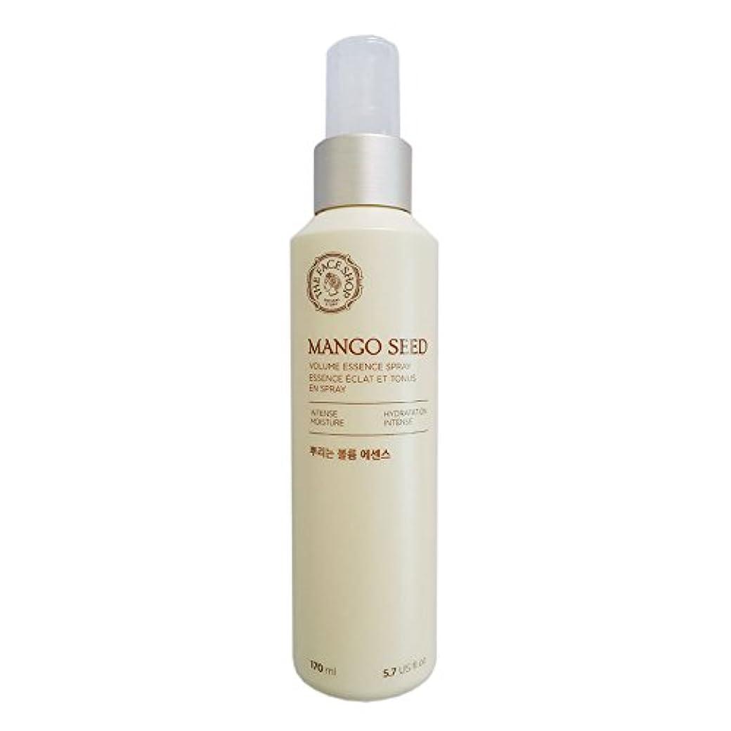 かんたん打撃観察[ザフェイスショップ] THE FACE SHOP マンゴシードスプレーボリューム?エッセンス(170ml) The Face Shop Mango Seed Volume Essence Spray (170ml) [...