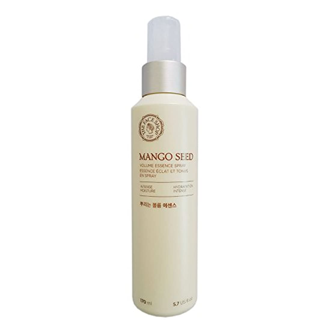 うめき参照構成員[ザフェイスショップ] THE FACE SHOP マンゴシードスプレーボリューム?エッセンス(170ml) The Face Shop Mango Seed Volume Essence Spray (170ml) [...