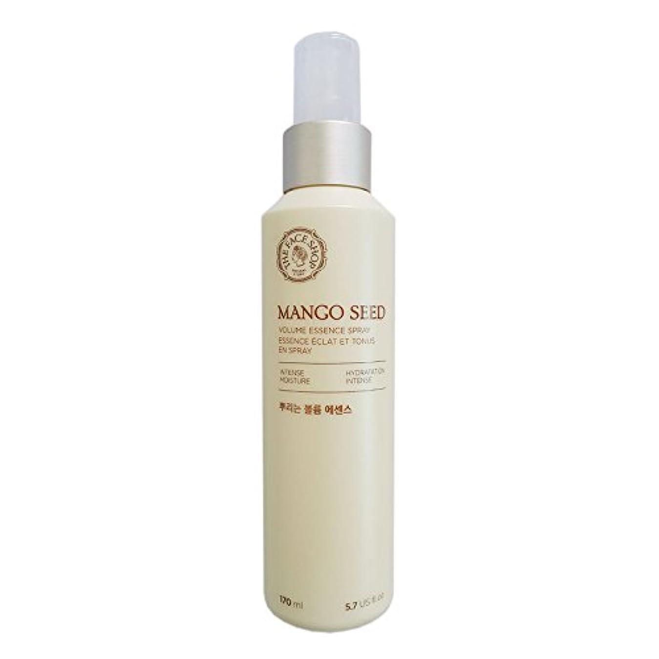 セール別のペストリー[ザフェイスショップ] THE FACE SHOP マンゴシードスプレーボリューム?エッセンス(170ml) The Face Shop Mango Seed Volume Essence Spray (170ml) [...