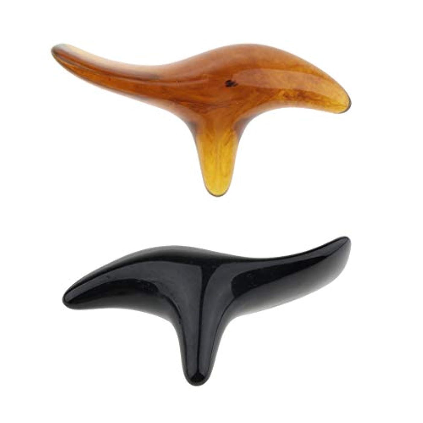 鉛人生を作る傾向があるフットマッサージ スティック マッサージ棒 ツボ押しグッズ ストレス解消 疲労緩和 2個入