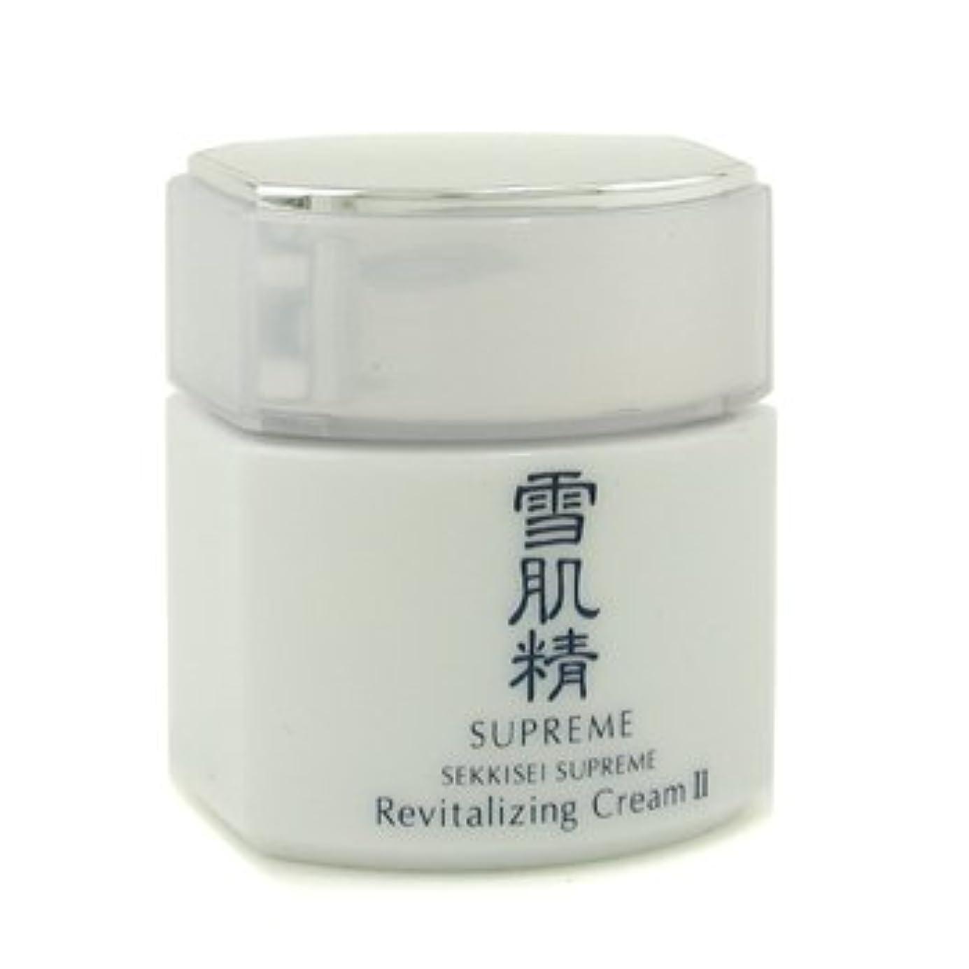 クライストチャーチ刺繍バーコーセー 雪肌精 シュープレム クリーム 40g II