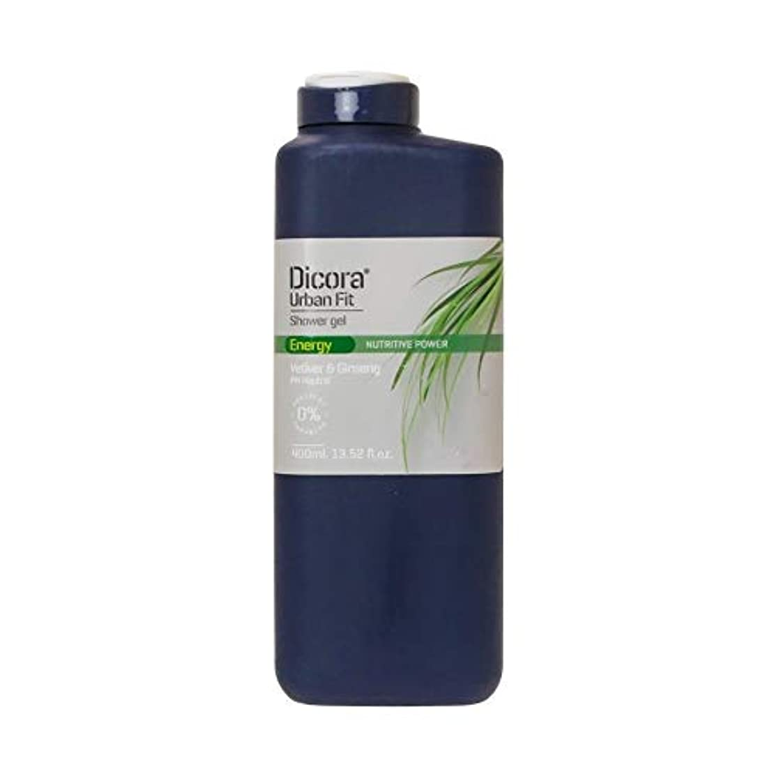 草拡散するリングバックDicora(ディコラ) ディコラ アーバンフィット シャワージェル MK&ML 400ml ボディソープ ベチパー & ジンセンの香り 401ml