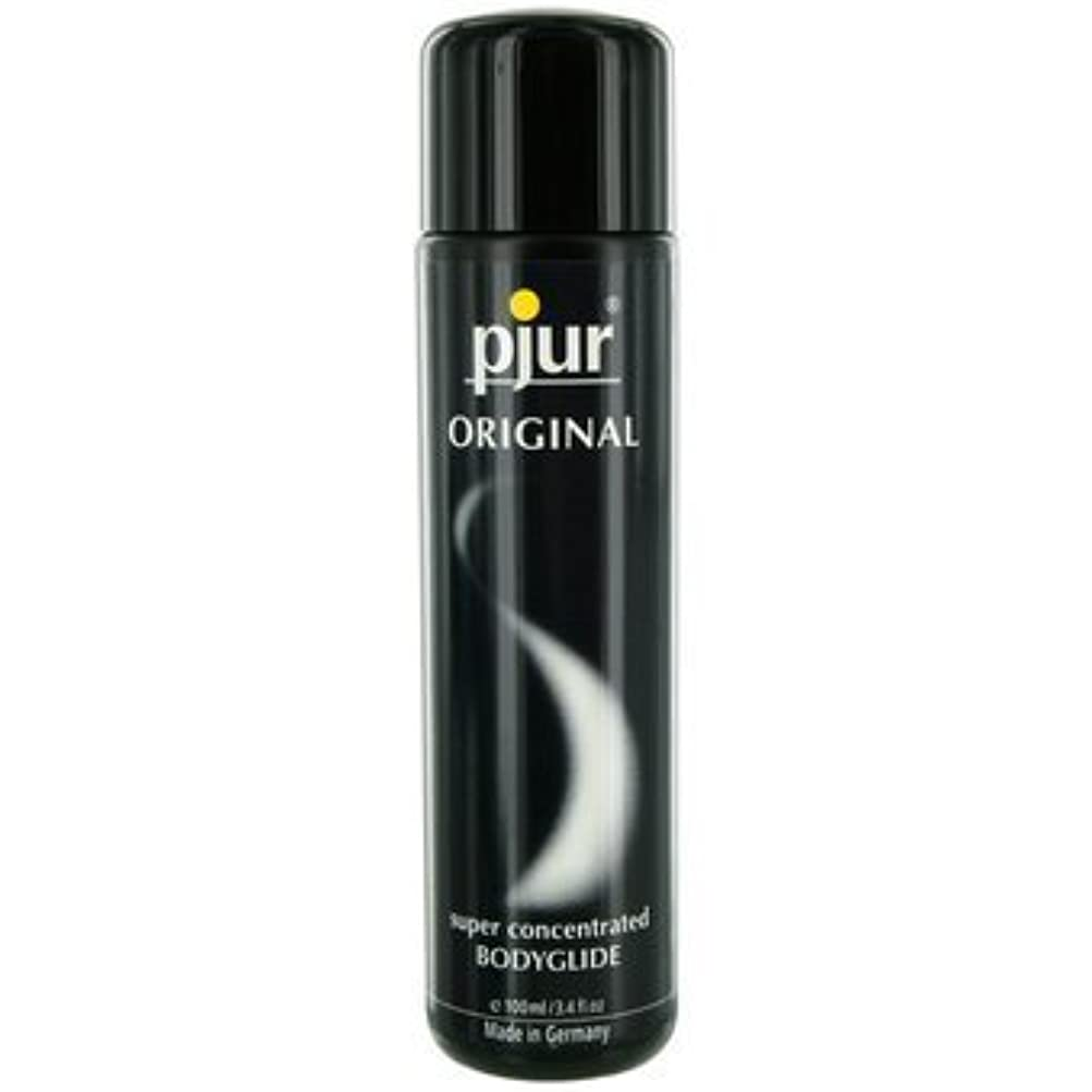 困難告白する楕円形Pjur Original Body Glide Lubricant - 100ml