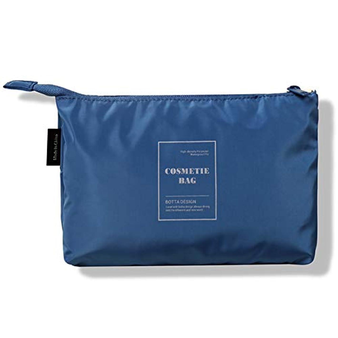 アーティファクト飛行場フェロー諸島化粧ポーチ トイレタリーバッグ トラベルポーチ メイクポーチ ミニ 財布 機能的 大容量 化粧品収納 小物入れ 普段使い 出張 旅行 メイク ブラシ バッグ 化粧バッグ