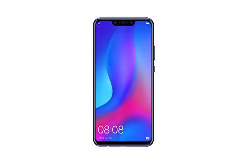 Huawei 6.3インチ Nova 3 SIMフリースマートフォン アイリスパープル ※4つのレンズ搭載 24メガピクセルAIカメラ 【日本正規代理店品】 nova 3/Iris Purple