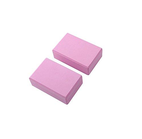 MAXTEC【5色選べ】ヨガブロック 2個セット
