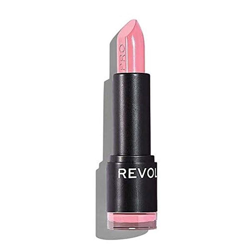 名前雪だるまを作る特徴[Revolution ] 革命プロ最高の口紅の魅力 - Revolution Pro Supreme Lipstick Attraction [並行輸入品]