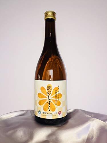 「恋のしずく」福美人酒造 純米酒 720ml...