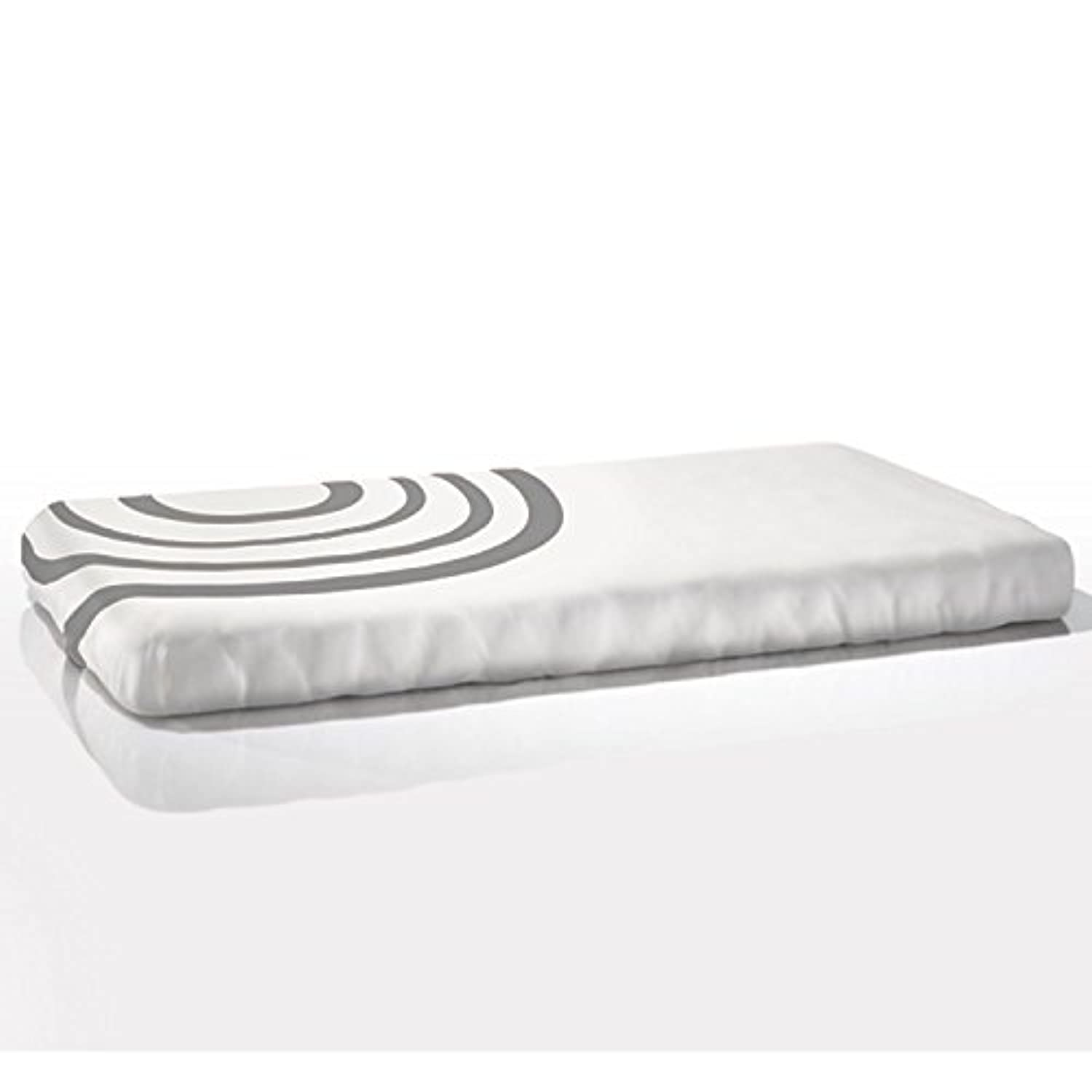 Nook Sleep Systems Misty Fitted Crib Sheet Ripple FIT-RPL by Nook Sleep Systems