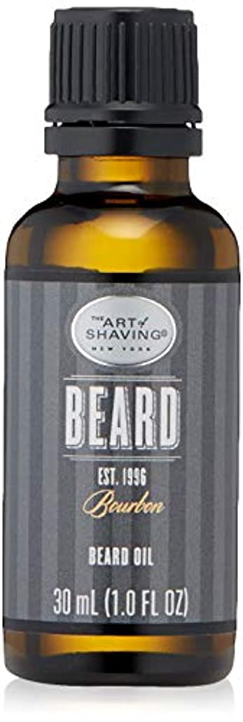 ジョージバーナード侵略ジョイントアートオブシェービング Beard Oil - Bourbon 30ml/1oz並行輸入品