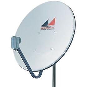 日本アンテナ BS・110°CSアンテナ 右旋円偏波対応 口径50cm型 CBS50A