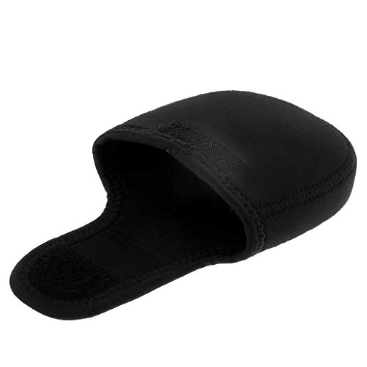 うれしい崇拝しますネックレスB Blesiya 釣りベイトリールポーチ 保護ケース 左右手兼用 耐久性 ブラック