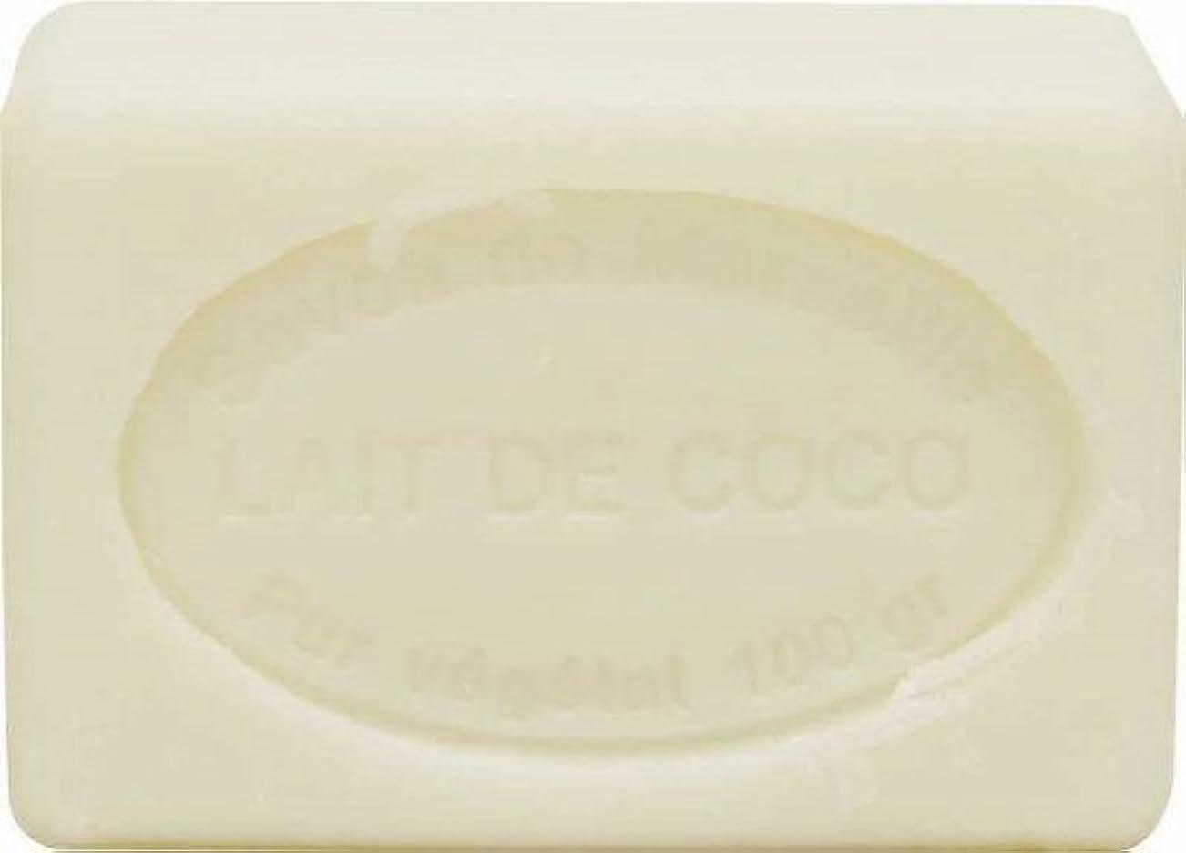 押す知事乗り出すル?シャトゥラール ソープ 100g ココナッツミルク SAVON 100