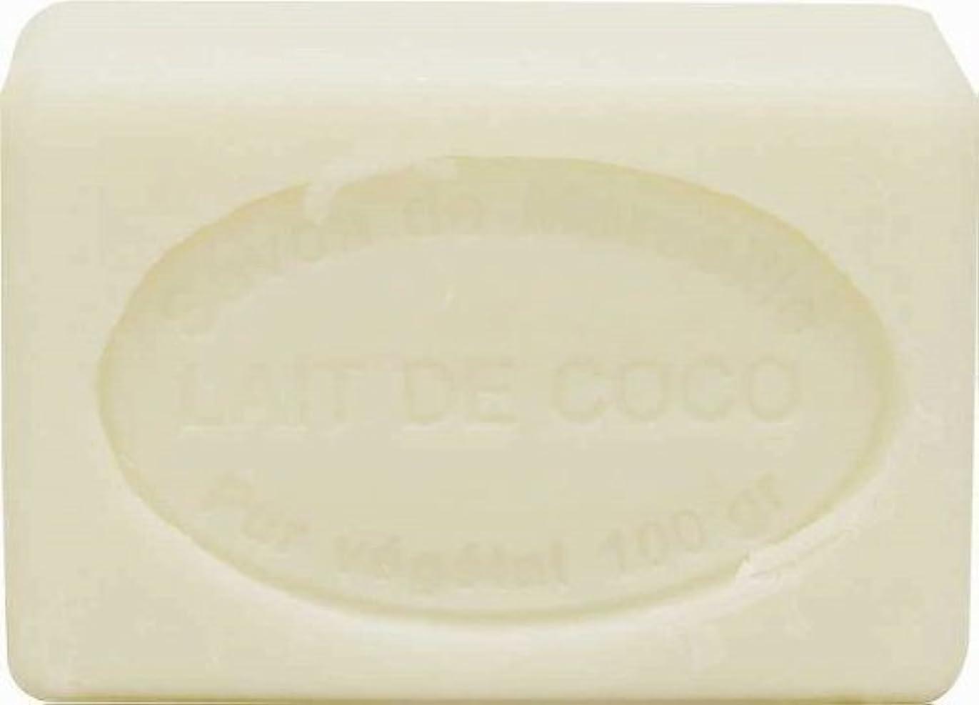 秘密のポンド失速ル?シャトゥラール ソープ 100g ココナッツミルク SAVON 100