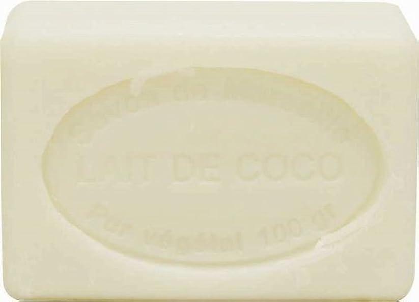 ことわざペストつづりル?シャトゥラール ソープ 100g ココナッツミルク SAVON 100