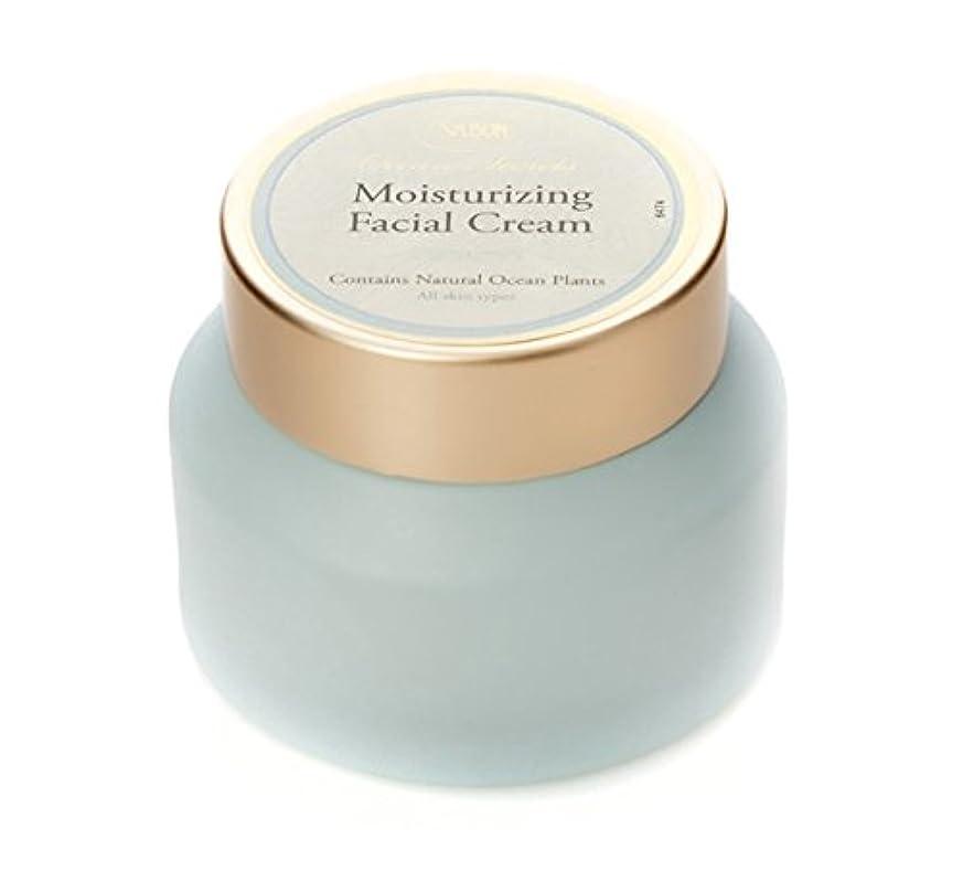 簡潔な設置そのような【SABON(サボン)】モイスチャライジング フェイシャルクリーム(Moisturizing Facial Cream)イスラエル発 並行輸入品 海外直送