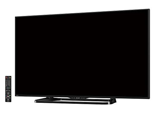 シャープ 50V型 AQUOS フルハイビジョン 液晶テレビ 外付HDD対応(裏番組録画) Wi-Fi内蔵 LC-50W35