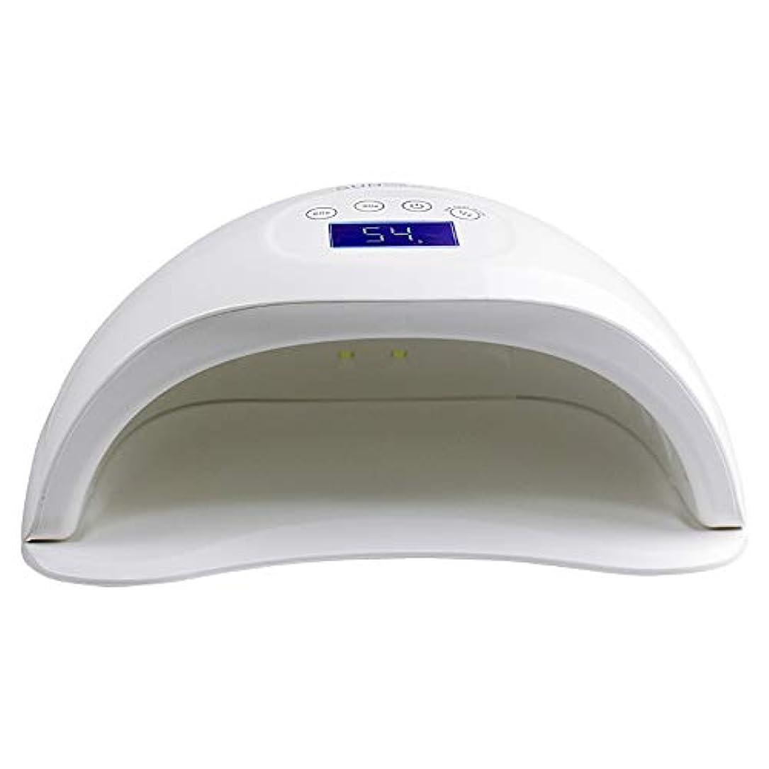 意味のあるそのような動くネイル光線療法機、デジタルインテリジェント自動ネイル高速乾燥機、デュアル光源ノンスリップ多機能ネイルポリッシャー、家族/美容/ホテルに適しています