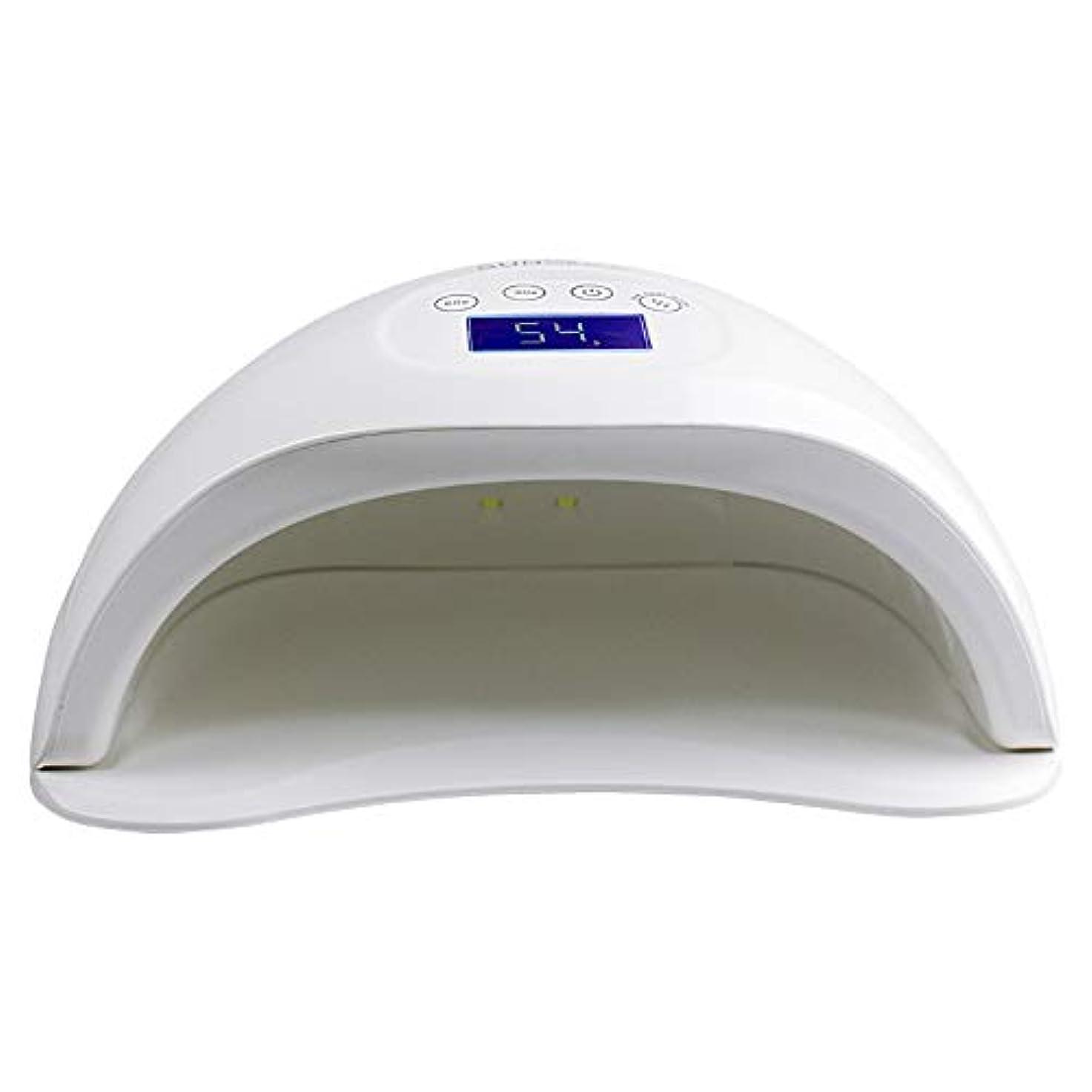波紋バングラデシュコインランドリーネイル光線療法機、デジタルインテリジェント自動ネイル高速乾燥機、デュアル光源ノンスリップ多機能ネイルポリッシャー、家族/美容/ホテルに適しています