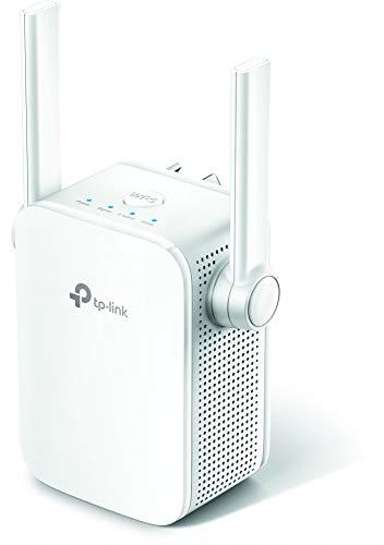 RoomClip商品情報 - TP-Link 無線LAN 中継器 11ac 433+300Mbps コンセント 直差し ブリッジ イーサネットコンバーター 3年保証 RE205 ホワイト
