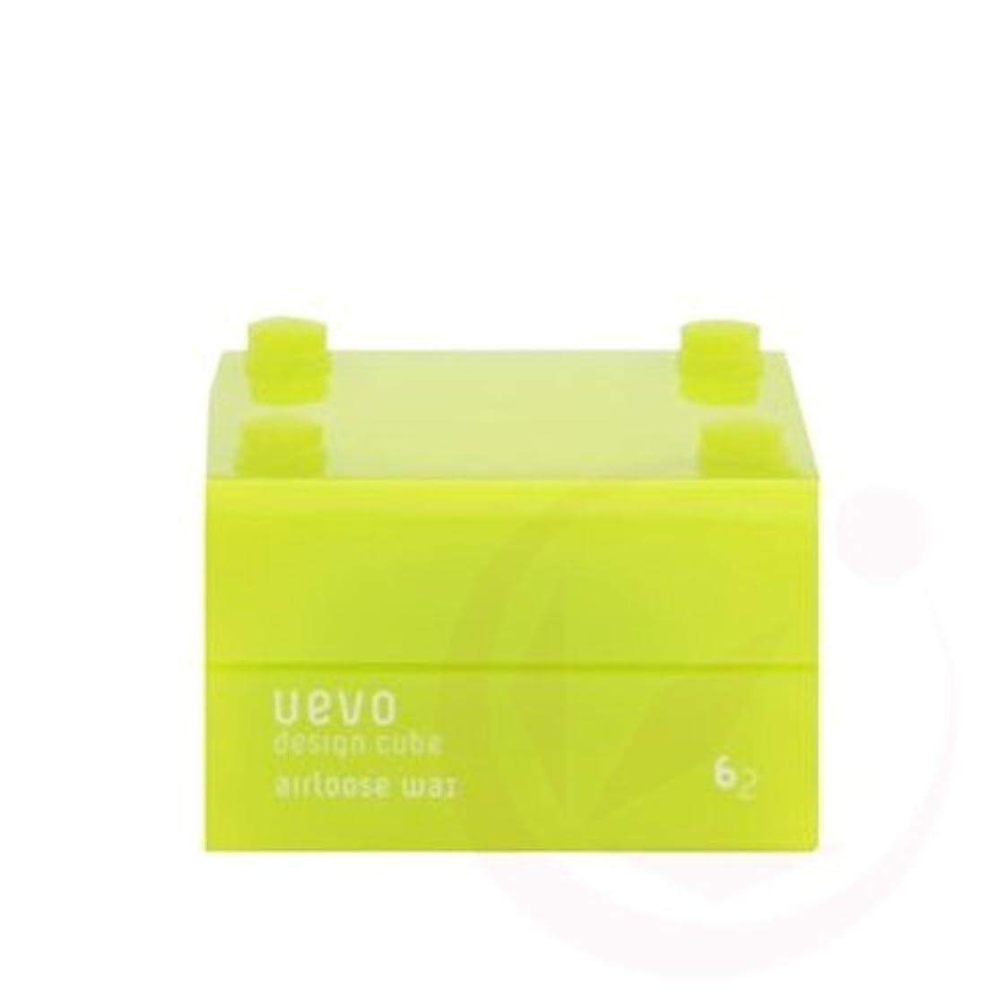 みなすマイクロプロセッサ変位デミ ウェーボ デザインキューブ エアルーズワックス 30g