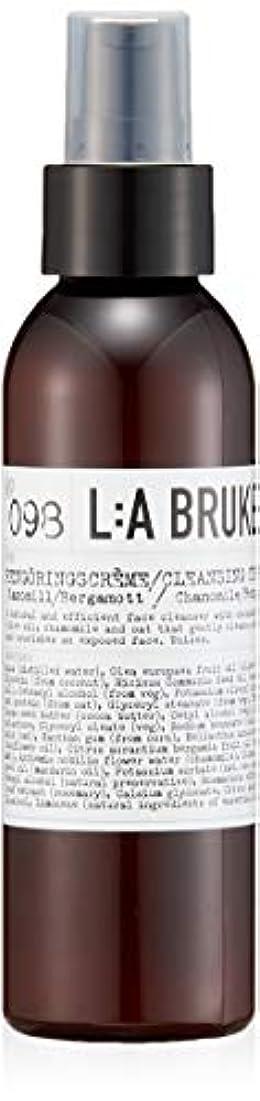 悪用アッパー挽くL:a Bruket (ラ ブルケット) クレンジングクリーム (カモミール?ベルガモット)120ml