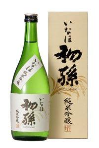 東北銘醸(株) 初孫 いなほ 純米吟醸 720ml/山形e512