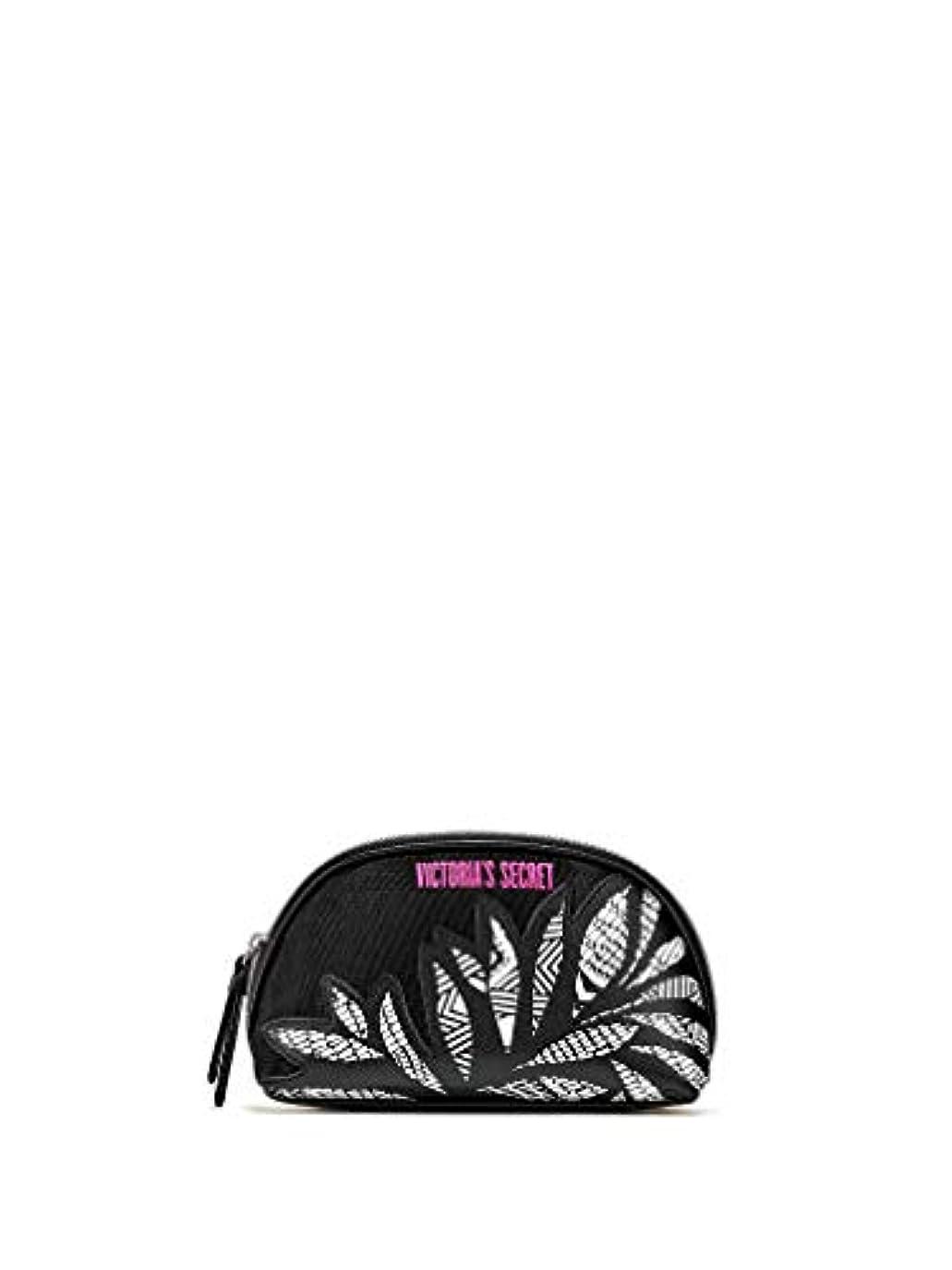 付ける太い建てる【 メイクアップバッグ 】 VICTORIA'S SECRET ヴィクトリアシークレット/ビクトリアシークレット グラフィックブルームビューティーバッグ/Graphic Blooms Beauty Bag [並行輸入品]