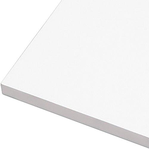 アイリスオーヤマ カラー化粧棚板 LBC-940 ホワイト